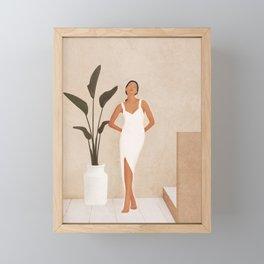 That Summer Feeling III Framed Mini Art Print
