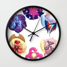 MLP: Altogether Now Wall Clock