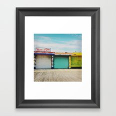 Mister Softee Framed Art Print