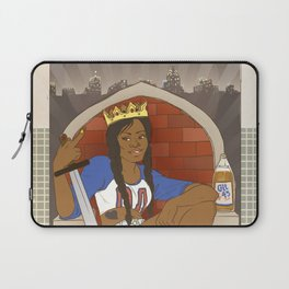Queen of Swords - Azealia Banks Laptop Sleeve