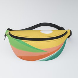 The beach Fanny Pack