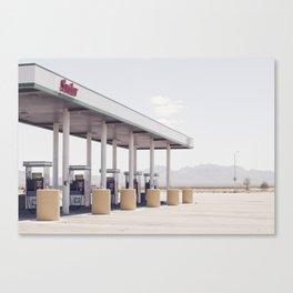 I-15 Exit 75 Canvas Print