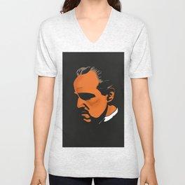 Vito Corleone - The Godfather Part I Unisex V-Neck