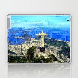 Cristo In Rio De Janeiro Brazil Laptop & iPad Skin