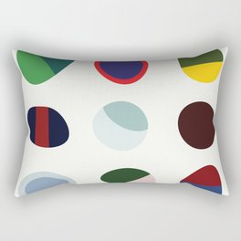 Pills Rectangular Pillow