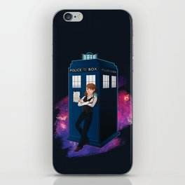 Another kind of Doctor iPhone Skin