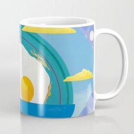 Sunny Up (On The Range) Coffee Mug