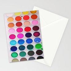 let's make art 2 Stationery Cards