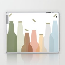International Beer Day - Cheers for the World Laptop & iPad Skin