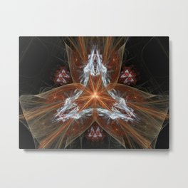 Star Base Metal Print