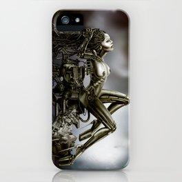 DOLLS - Motorgasm iPhone Case