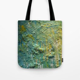 Water Scrape Tote Bag