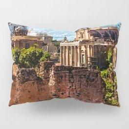 Rome architecture Pillow Sham