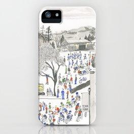 ross common iPhone Case