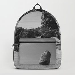 Holding The Balance Backpack