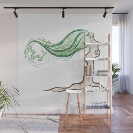 Mother Earth Tree Wall Mural
