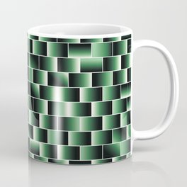 Green set of tiles - movie style Coffee Mug
