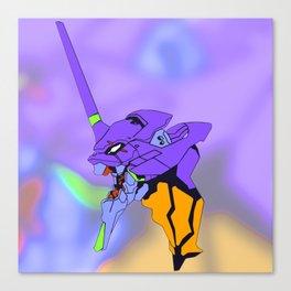 Eva01 Canvas Print