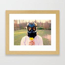 Contagious Spring Framed Art Print