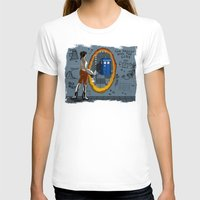 aperture T-shirts featuring In Need of a Companion by Miss-Lys