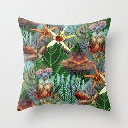 Surrealica Throw Pillow
