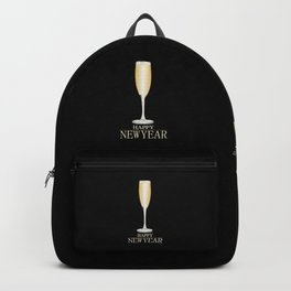 Happy New Year! (2) Backpack