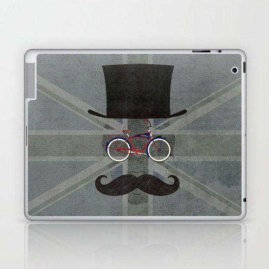 Bicycle Head Laptop & iPad Skin