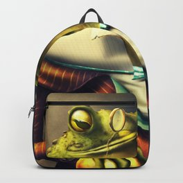 Country Club Collection #6: A Time Piece Fit For A Toad Backpack