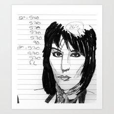 26½ Art Print