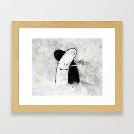 Hug #2 Framed Art Print