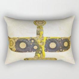 Isis, Goddess of Egypt Rectangular Pillow