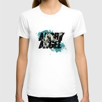 orphan black T-shirts featuring Orphan Black - Angry Angel by Child of the Tardis