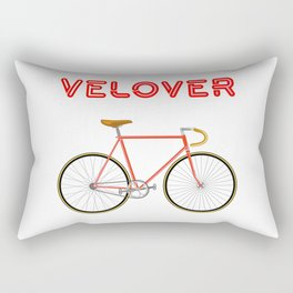 VeLover – Racer 2 – June 12th – 200th Birthday of the Bicycle Rectangular Pillow