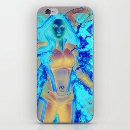 Jean iPhone Skin