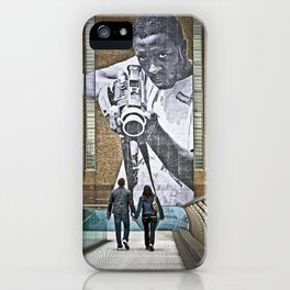 Watch out iPhone Case