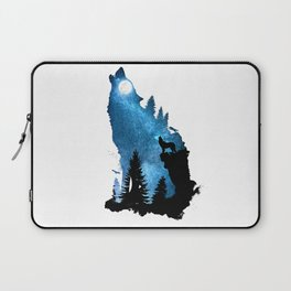 The Howling Wind Laptop Sleeve