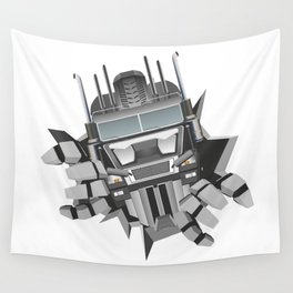Robot Wall Tapestry