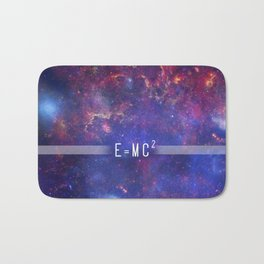 Universe Energy Bath Mat