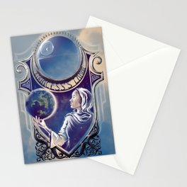 A Princess's Lament Stationery Cards
