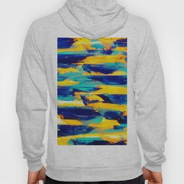 Colored Stripes Hoody
