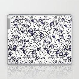 Hedonistic Astrophoria (Dark) Laptop & iPad Skin
