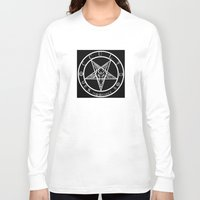 occult Long Sleeve T-shirts featuring OCCULT 13 BY EVERETTE HARTSOE by House of Hartsoe