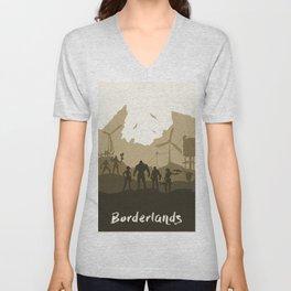 Borderlands Unisex V-Neck
