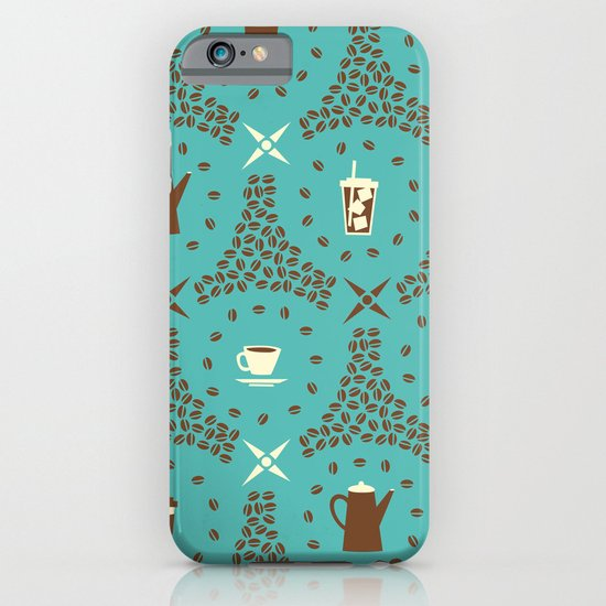 Coffee Hour iPhone & iPod Case
