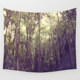 Swamp   Wall Tapestry