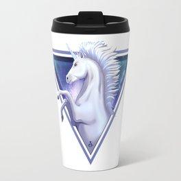 Light Unicorn Travel Mug