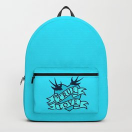 Love Birds True Love Backpack
