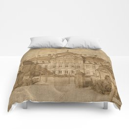 The castle Comforters
