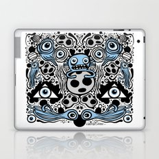 Panopticon Space (White Version) Laptop & iPad Skin