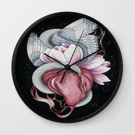 The Seventh Sin Wall Clock